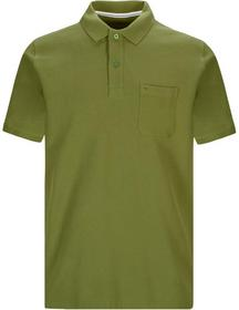 (S)NOS 2-Knopf Polo Shirt uni