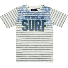 Jungen Streifen-T-Shirt-140