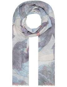 Staccato FRY DAY Schal mit Blumen-Print