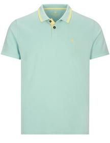 Polo Shirt 1/2, LIGHT OCEAN