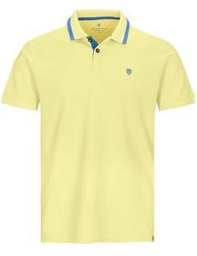 Polo Shirt 1/2 - 301/BRIGHT LEMON
