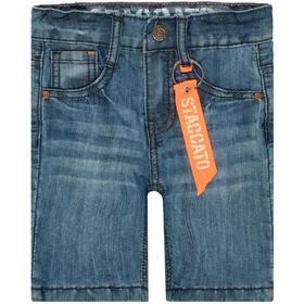 Kn.-Jeans-Bermudas
