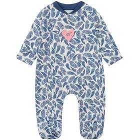 Pyjama 1tlg. - 107/OFFWHITE AOP