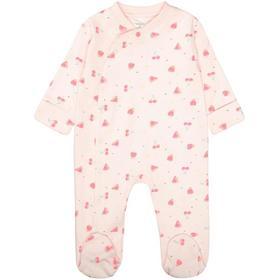 Pyjama 1tlg. - 467/SOFT ROSE AOP