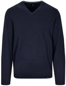 (S)NOS V-Pullover uni - 600/NAVY