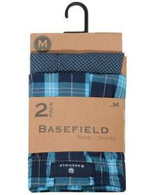 Basefield Boxershorts 2er Pack
