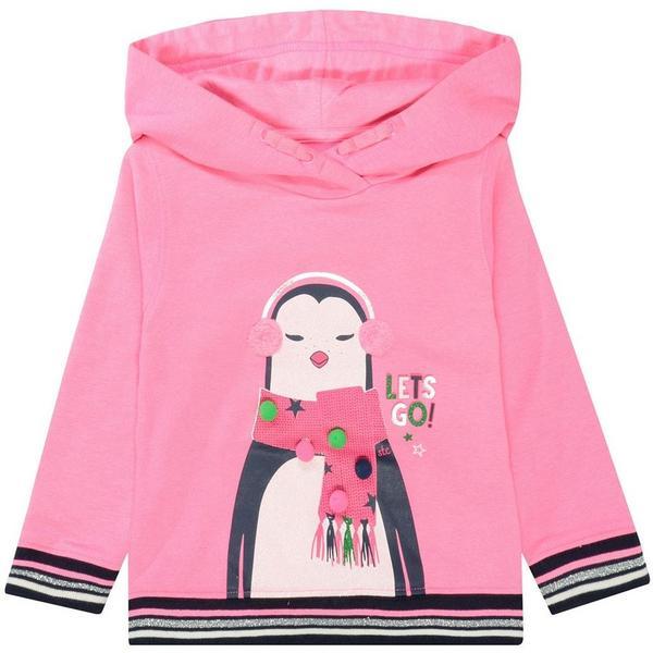 Mädchen Kap.-Sweatshirt