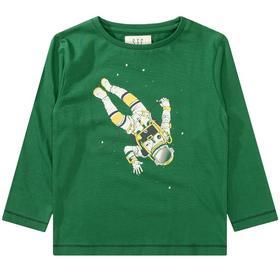 Kn.-Shirt - 502/GREEN