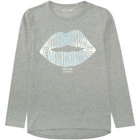 Md.-Shirt - 801/GREY MEL.