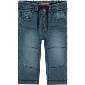 Kn.-Thermojeans - 641/MID BLUE DENIM