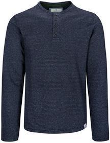 Henley-Shirt, longsleeve