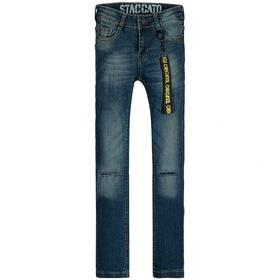 Kn.-Jeans, Skinny - 640/BLUE DENIM
