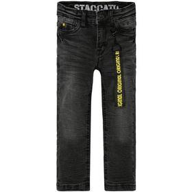 Kn.-Jeans, Skinny - 901/BLACK DENIM
