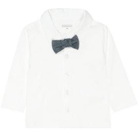 Kn.-Jerseyhemd - 101/OLD WHITE