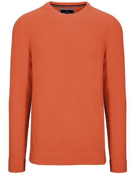 Staccato BASEFIELD Rundhals Pullover Cotton Cashmere
