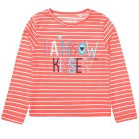 Mädchen Streifen-Shirt