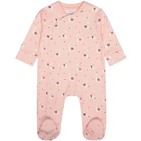 Pyjama 1tlg. - 457/SOFT BLUSH AOP