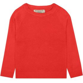 Kn.-Pullover - 425/RED