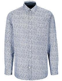 Staccato BASEFIELD Freizeithemd mit Punkten Modern Fit