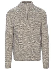 Basefield Zip Troyer Pullover MODERN FIT