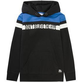 Kn.-Hoodie - 900/BLACK