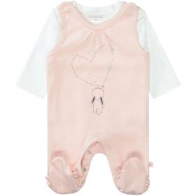 Staccato ORGANIC COTTON Strampler mit Shirt HASE