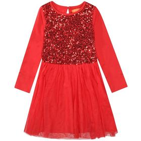 Md.-Kleid - 445/BRIGHT RED