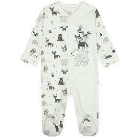 Staccato ORGANIC COTTON Pyjama – Offwhite Größe: 50
