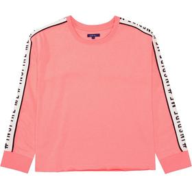 Md.-Sweatshirt - 410/BRIGHT CORAL