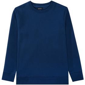 Kn.-Sweatshirt - 600/MARINE