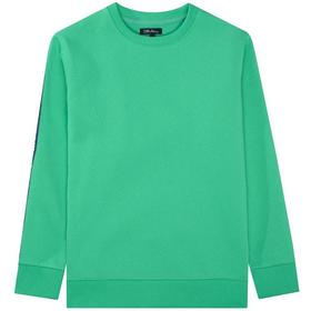 Kn.-Sweatshirt - 512/BRIGHT GREEN