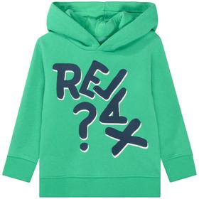 Kn.-Kap.-Sweatshirt - 512/BRIGHT GREEN