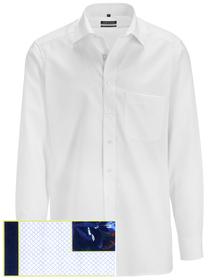 Cityhemd Modern Fit 1/1 Arm - 606/606 011 BLEU