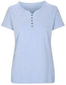 NOS Serafino Shirt - 610/HIMMEL MEL