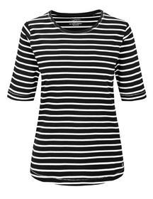 (S)NOS Rdh.-Shirt,1/2 Arm,Stre