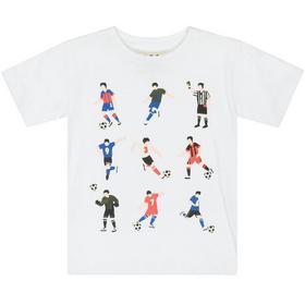 Kn.-T-Shirt - 100/WHITE