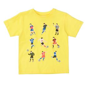 Kn.-T-Shirt - 300/YELLOW