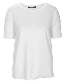 (S)NOS Rdh.-Shirt, 1/2 Arm,uni - 100/100 WEISS