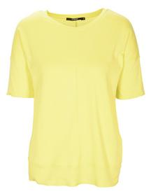 (S)NOS Rdh.-Shirt, 1/2 Arm,uni - 513/513 LIMONE