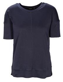 (S)NOS Rdh.-Shirt, 1/2 Arm,uni - 613/613 MARINE