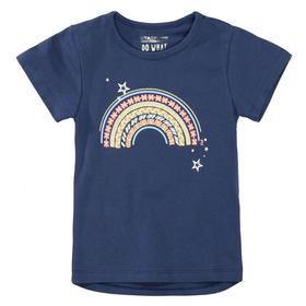 Staccato T-Shirt mit Regenbogen