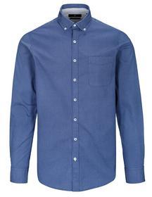 (S)NOS Freizeithemd 1/1 - 606/606 DEEP BLUE