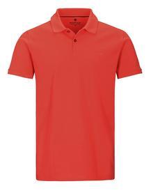 (S)-NOS Polo Pique - 401/401 FRESH RED..
