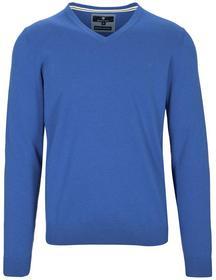 Staccato V-Pullover Cotton Stretch