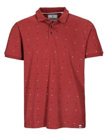 Polo-Shirt 1/2 Arm - 407/RED