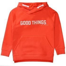 Staccato Kapuzen Sweat GOOD THINGS