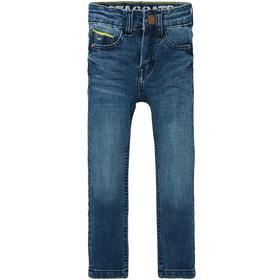 Kn.-Jeans, Skinny - 650/MID BLUE DENIM