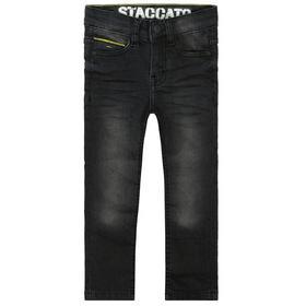 Kn.-Jeans, Skinny - 902/BLACK DENIM