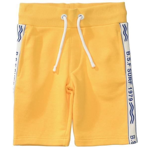Kn.-Sweat-Bermuda - 309/SUN YELLOW