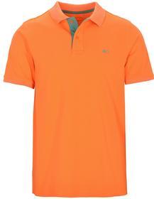 (S)NOS 3-Kn.-Polo-Shirt,1/2 A. - 406/ORANGE